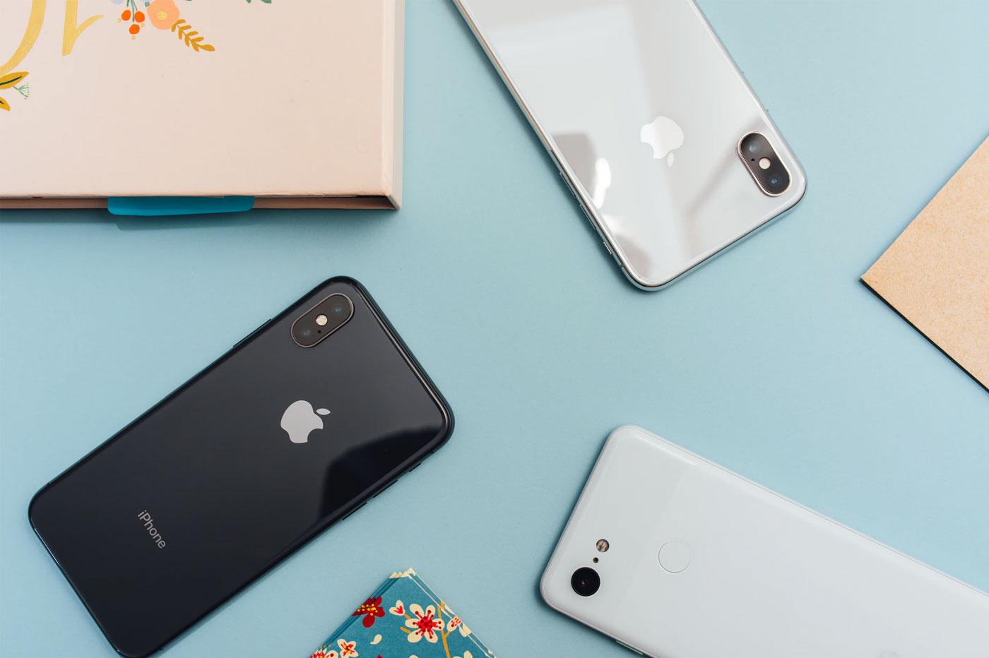 Toute la gamme iPhone en promo chez SFR