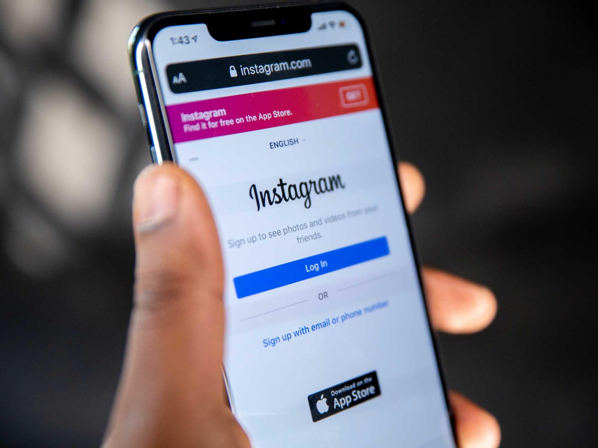 Instagram bat pour la première fois Twitter en terme de trafic mobile