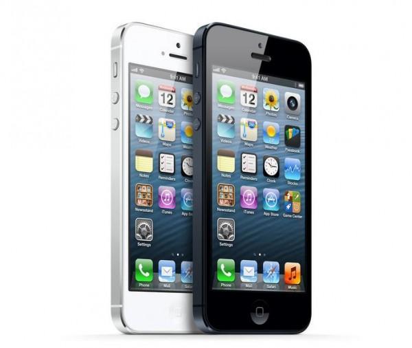 5 millions d'exemplaires en trois jours pour l'iPhone 5
